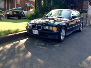 BMW 318is 1995 4500.00 invested, try your trade