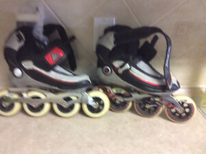 K2 Radical inline skates---TOP OF THE LINE --