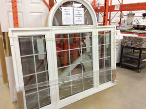 Window with Upper Arch at the Cambridge ReStore