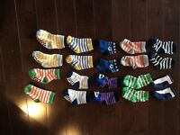 Baby boy - 3 - 18 month clothes & socks - like new
