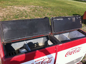 Coca Cola Coke Chest Cooler - Refrigeration System Peterborough Peterborough Area image 6