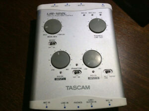 Tascam Audio/MIDI Interface for sale