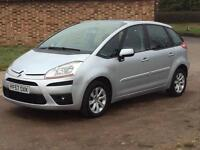 2007 '57' Citroen C4 Picasso 1.6HDi VTR+ (110HP) 99,000 Miles