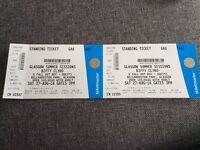 Biffy Clyro tickets glasgow