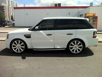 2011 Land Rover Range Rover Sport GT limited Edition 385HP