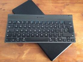 Logitech Tablet Bluetooth Keyboard for I pad