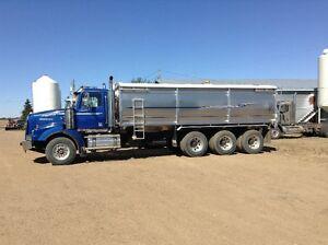 2006 Western Star Tri Drive Grain Truck