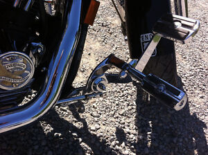 Harley Davidson Custom Cruiser Show Bike Dyna Wide Glide Peterborough Peterborough Area image 7