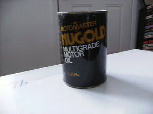 NUGOLD MOTOMASTER OIL CAN