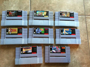 High End SNES Games