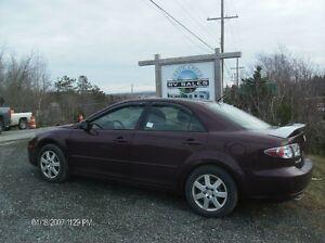 2006 Mazda Mazda6 GS Sedan