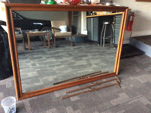 Gibbard Mirror for Dresser or Wall Mount