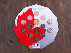 ***VANCOUVER 2010 OLYMPIC WINTER GAMES COIN SET $15.00***