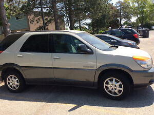 2003 Buick Rendezvous Sedan