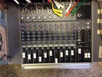 Mackie 1402 mixing desk