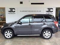 2012 Suzuki Grand Vitara 2.4 SZ5 5dr Petrol grey Manual