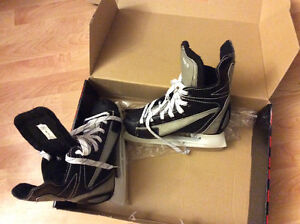 Almost new skates for kids junior size 5