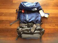 Northface (terra) backpack 55L