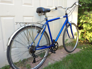 Commuter Hybrid Bicycle