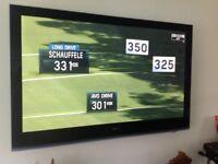 "LG 60"" HD TV 60PS8000 £250"