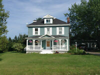 Tidnish River House Vacation Rental