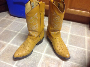 Leather Boots - Made In Mexico - Located in Glencoe London Ontario image 1