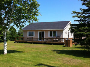 * Island Oasis* - 2 Cottages, 1 Lot - Mill River, PEI