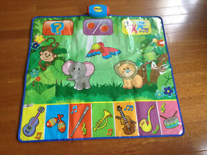 2 sided play mat