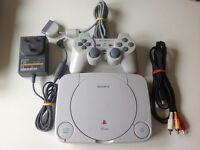 Sony PlayStation PSOne Console & Games
