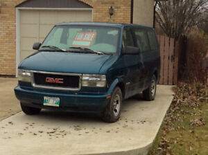1997 GMC Safari  160K kms