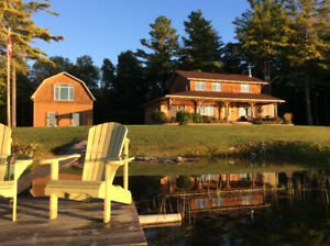 FOR SALE WATERFRONT ON LOWER BEVERLEY LAKE, KENDRICK'S BAY,