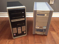 Selling 2 Desktop Computers For The Price Of One!