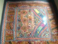 Indian decorative panel