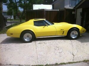 1974 Stingray Corvette GREAT CONDITION