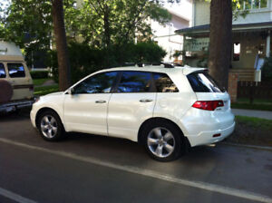 2007 Acura RDX with extra set of winter tires & rims