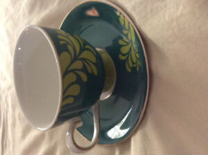 Alice collection steeped tea tea cup