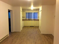 Renovated 5.5 near Champlain Mall- available for June