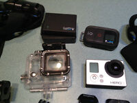 GoPro 3 and accessories for sale