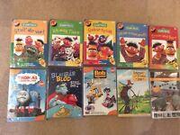 10 Children's German DVDs