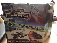 Motion helicopter