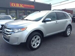 Ford EDGE SEL AWD NAVIGATION  2011