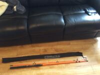 Dynamic spinn rod 2.10 meter rod
