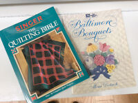 THE QUILTING BIBLE by Singer $20.00