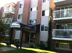 Spacious Garneau 2 Brm. Walk to UofA! Whyte Ave, River Valley