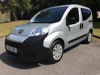 Peugeot Bipper Automatic Cheap £20 Road tax