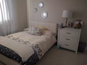 New, Furnished Bedroom, All Inclusive $500