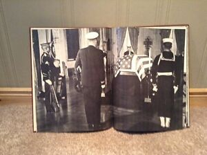 """John F Kennedy """"The Torch is passed..."""" hard cover book 1964 Kitchener / Waterloo Kitchener Area image 2"""