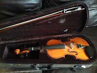 3/4 Stentor 1 beginners violin