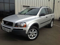 Volvo XC90 2.5T AWD Geartronic SE AUTO 4X4 , GEN 97K S/H, 1 LADY OWNER + DEALER