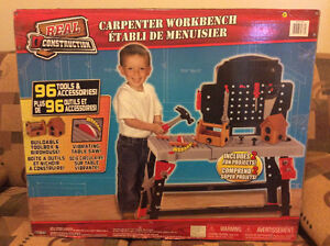 New in box (not opened) Real Construction Workbench